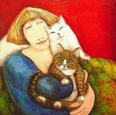 cats... by Selkie~gal