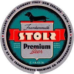 Stole Premium Label