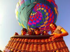 Vuelo en globo aerostático en pareja con Tours in Monterrey