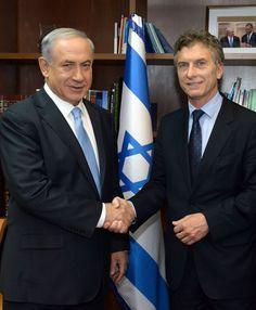 Macri: Un presidente Sionista Masónico al servicio del Nuevo Orden Mundial.