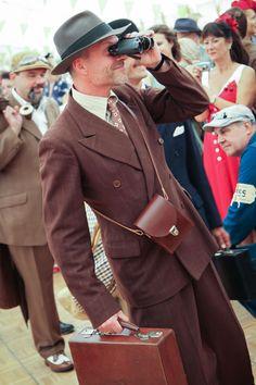 Goodwood Revival Fashion