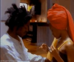 Can we please take a second to appreciate this moment right here? Andre 3000 and Erykah Badu. Black Love Couples, Cute Couples Goals, Black Is Beautiful, Beautiful People, Afro, Andre 3000, Visual Aesthetics, Old School Music, Black Photography