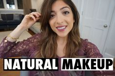 Natural 'No Makeup' Makeup Tutorial - Easy & Flawless | Amelia Liana ad