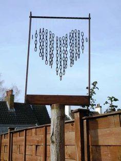 L'arte della creatività: Come creare bellissimi scacciapensieri per il giardino - Casa & Design