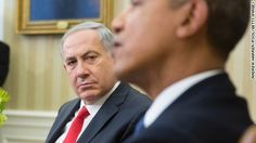 President Barack Obama and Israeli Prime Minister Benjamin Netanyahu are presenting dueling messages on Iran to the American Jewish community Tuesday.