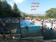 Camping Pian Dei Prati di Frontino (PU) #giropercampeggi #campeggi #camper #tenda