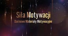 Weekendowo - Motywacyjnie :) https://www.youtube.com/watch?v=SJrLRkqqOlM
