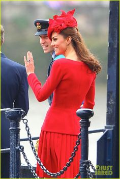 Prince William & Duchess Kate: Diamond Jubilee River Pageant!