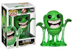 POP! Movies || Ghostbusters- Slimmer (108)