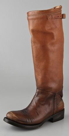 Ash equestrian boots