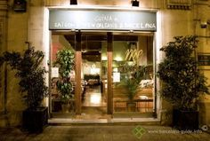 Restaurant ME, good food from Saigon + New Orleans, # Barcelona