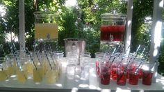 Lemonade Bar για Γάμο!