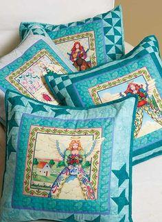 Angel Panel Pillows Kit