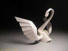 Origami Art – Genius Simplicity or Advanced Sophistication The Dance by Hoàng Tiến Quyết