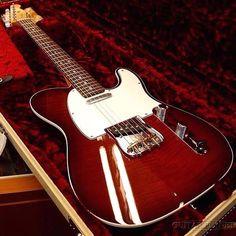 Fender USA Custom Shop TBC Custom Deluxe Telecaster with Binding -Violin Burst-  程度:NEW 2013年¥513,000(税込)
