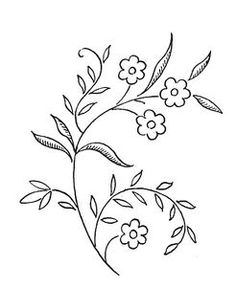 Embroidery Pattern from Image10 Broiderie d'Antan. jwt