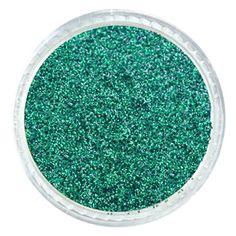 Green Ocean Spray Fine Glitter Powder – Solvent Resistant Glitter from Glitties Nail Art Online Store Bulk Glitter, Glitter Rocks, Green Glitter, Red Nails, White Nails, Cosmetic Grade Glitter, Green Ocean, Color Chrome