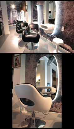 Jose Navarro Studio - Salon Design #SalonTrends
