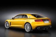 2018-2019 Audi Sport Quattro Concept