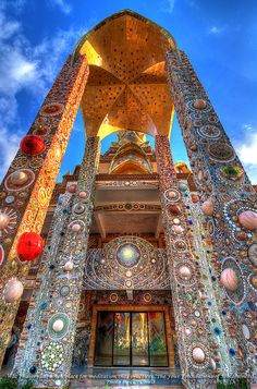Magnificence of Wat Phasornkaew, Thailand