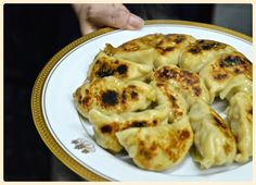 Indonesian Medan Food: Cara Membuat Gyoza / How To Make Gyoza