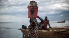 Image copyright                  Getty Images Image caption                                      An influx of refugees in the 1990s has increased fishing pressures on the lake                                New research blames rising temperatures over the last century as the key cause of decline in one of the world's most important fisheries. Lake Tanganyika is Africa's oldest lake and its fish are a critical part of the diet of nei