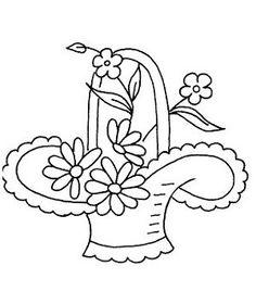 자수그림-예쁜꽃바구니들 : 네이버 블로그