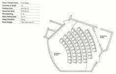 Gallery of How to Design Theater Seating, Shown Through 21 Detailed Example Layouts - 2