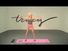 Tracy Anderson's 15 Min Workout.