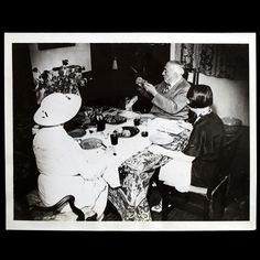 Paul Poiret, Sarah Rafale et Leone Lamande (1934)