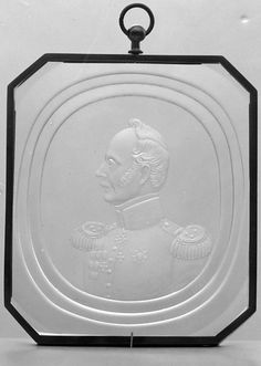 Medallion Engraver:     Engraved by Dominik Bimann (1800–1857)  Date:     1851  Culture:     Bohemian  Medium:     Glass