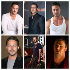 his eyes and his smile #handsome taylor kinney