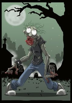 Time for this Zombie to get a watch. #StuffZombiesWear