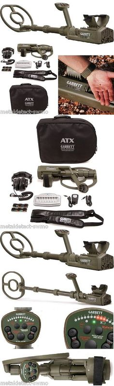 Metal Detectors: Garrett New Atx Extreme Pulse Induction Relic Beach Gold Metal Detector BUY IT NOW ONLY: $2120.75