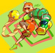 Arms · Nintendo Switch | Ludomedia