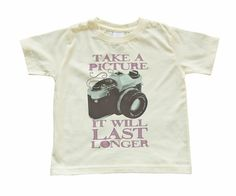 Light Yellow Children's TShirt with Funny Soft Pink by apericots, $12.99