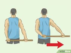 3 Simple Ways to Strengthen Your Rotator Cuffs - wikiHow