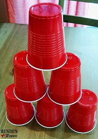 This is a great team building activity for a classroom.  This activity is great for problem solving and getting classmates to work together towards a common goal