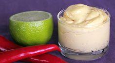 Aioli med chili och lime