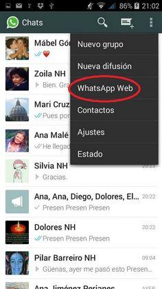 Ya esta disponible la versión de escritorio de WhatsApp