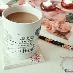 Islam , mug , cup, eid present, eid gift, unique Islamic Gifts, ramadan, Muslima, Jannah, sisters https://m.facebook.com/Unique-Islamic-Gifts-180661905643726/