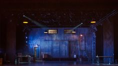 Flashdance. US National Tour, Canada, New Zealand. Scenic and projection design by Christopher Ash.