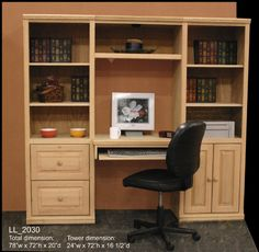 1000 Images About Desk Wall Units On Pinterest Wall