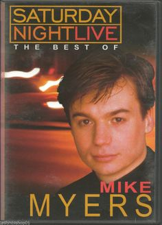 Saturday Night Live - Best of Mike Myers (DVD, 2004) Leading Role: Mike Myers