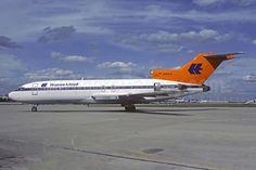 Hapag-Lloyd Flug Boeing 727-89 D-AHLR