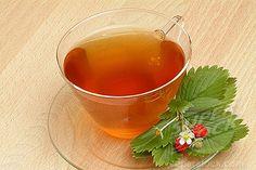 Wild Strawberry leaves..herb tea