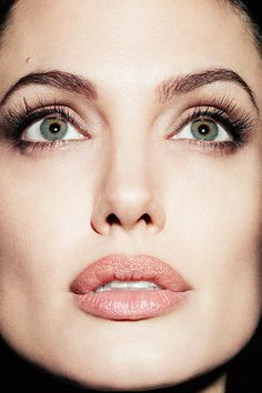 I believe Angelina could be the most beautiful woman in the world…..or at least of the ones that I know