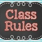 These FREEBIE Chalkboard Whole Brain Teaching Class Rules posters are based off the Whole Brain Teaching rules by Chris Wiffle.  I have changed the...
