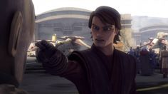 Anakin was not happy about me not telling him about me going undercover and faking my death