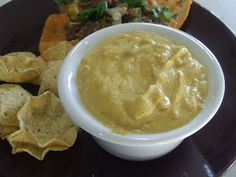Dairy Free Soy Free Queso / Cheese Sauce
